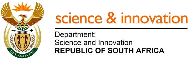 Science and Innovation logo